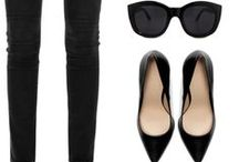 Wardrobe Essentials / things every girl should have in her closet.  #investment #piece   / by Piper Flusser