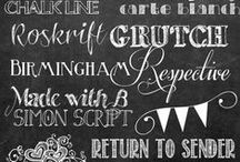 Free fonts and typography