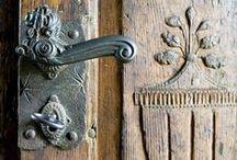 Doors / Eye catching doorways.