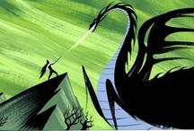 Animation Art / by Matt Hinrichs Design & Illustration
