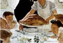 Thanksgiving / Thanksgiving Ideas and Recipes / by Diane Lusk