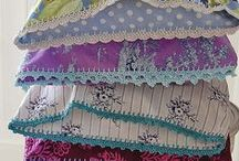 Needle, Thread, and Fabric / by Cynthia Hammett