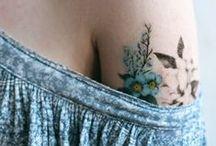 Inked / My favorite tattoos