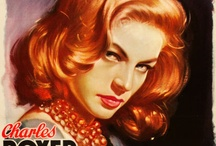Film Posters / by Matt Hinrichs Design & Illustration