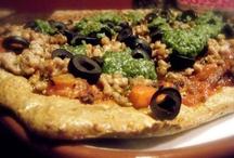 paleo. pizza.