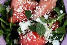 paleo. salads.