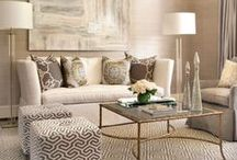 Living Space / Interior Design, Living Rooms, Living Spaces, Home Design, Home Decor