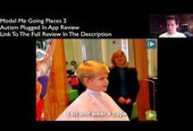 Special Needs Apps {Video Reviews} - iPad & Android / by Jack Kieffer