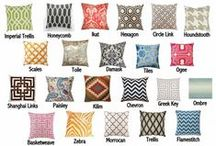 Patterns to Love / Patterns, Design, Interior Design, Home Decor, Fabrics, Wallcoverings