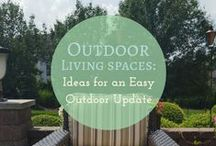 Oh Outdoors! / Outdoor Spaces, Home Decor, Exterior Elements, Architectural Elements, Outdoor Furniture