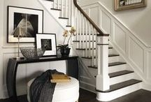 Architectural Elements / Staircases, Woodwork, Wall Installations, Floor Installations