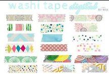 Graphics / Digital images, digi scrap papers, PS patterns, brushes, vectors, etc. / by Jessica Jackson