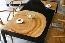 Casa| Surfaces | Tables | Desks | Dressers | Shelves / by Jessica Jackson