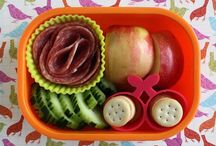Food for Kids / Recipes and ideas to get the kids to eat healthy, well balanced meals / by Jessica Jackson