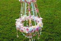 WEATHS-MOBILES-GARLANDS / WEATHS MOBILES GARLANDS IDEAS / by Styleitchic.blogspot.com
