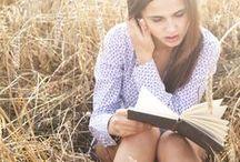 Books. / by Aly Haydon