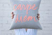 Nice cushions&rugs