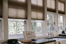 Shades and Blinds / Window Treatments, Shades, Blinds, Interior Design, Interior Decor, Windows