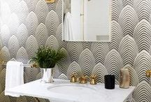 Bathroom Styling / Bathroom Styling and Accessorizing, Bathrooms, Interior Design, Home Decor