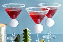Holiday Drinks.Cheers / Holiday Cocktails, Food & Drinks