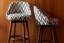 Bar Stools and Counter-Height Stools / Bar Stools & Counter-Height Stools, Kitchens, Bars, Home Decor, Interior Design, Furniture