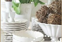 Table Setting Style / Table Setting Ideas, Table Settings, Styling, Home Decor, Tables, Place Settings, Accessories