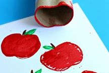 v Craft - Creative drawings and paintings / Painting and drawing with kids