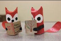 v Craft - Paper rolls