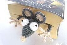 Crochet, Knitting, Macrame