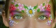 Face painting - girls