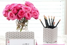 Work Spaces / Check out my blog at http://thejessjournals.blogspot.com