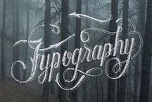 Typography / by Samantha Simms