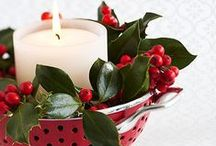 Holiday Ideas / There's nothing like the holidays!  Check out these great holiday decorations, recipes and tips.  Enjoy!