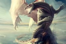 Dragons / by Mitch Kimball