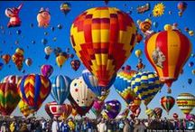 Ballooning! / It looks like a scene right out of a fairytale!  Ballooning is not only fun, it breathtakingly beautiful to witness.