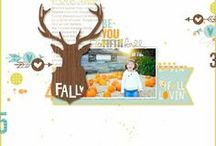 Scrapbook layouts / by Leann Lindeman
