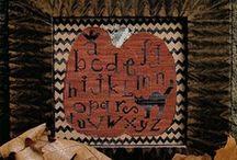 Cross Stitch/Needlework: Halloween / by Trixie Kinniard