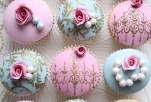 """Baking: Cupcakes / Like mini cakes without as """"much"""" guilt. / by Ramza Hitti-Pogachar"""