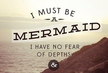 Mermaid Muses / Check out my blog at http://thejessjournals.blogspot.com