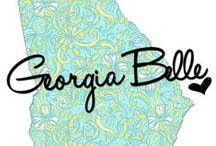 Georgia:  My Home State / by Barbara Wiley