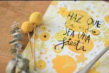 El color de la felicidad / by El sofá amarillo