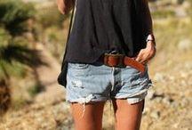 Summer Fashion / by Amelia Champion