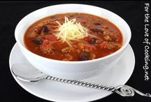 Soups, Chili and Stews / by Melody Edwards