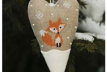 cross stitch&embroidery