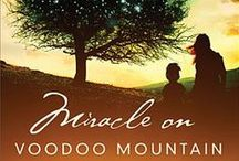 BOOK: Miracle on Voodoo Mountain / Miracle on Voodoo Mountain is the inspirational memoir of an accomplished and driven 24-year old who quit her job, sold everything, and moved to Haiti, by herself—all without a clear plan of action. Three years later, six acres on Bellevue Mountain in Gressier is the home of Respire Christian School, with 500 students, at the former site of voodoo worship.
