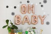 Baby Shower Ideas / Baby shower decor, baby shower invitations, baby shower food, baby shower favors, baby shower tips and tricks, and more!