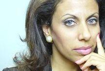 Brigitte Gabriel - Act4America / God bless her bravery / by Ramza Hitti-Pogachar