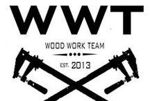 WWT / TRABAJOS EN MADERA Y MAS / by Ernesto Ortego