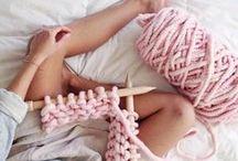 Crocheting & Knitting
