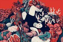 Illustration / by Raffaele Flauto